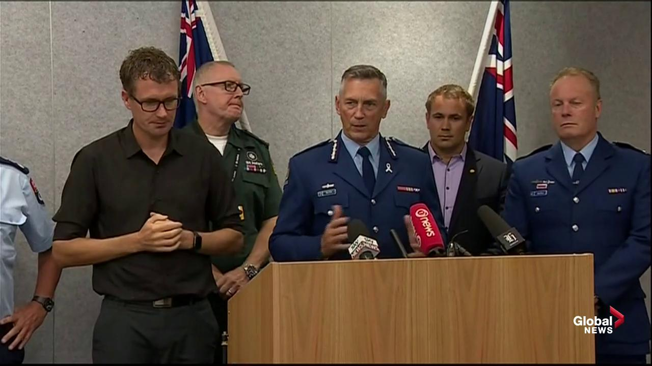 New Zealand Shooter Planned to Continue Attack When Police Caught Him - PM
