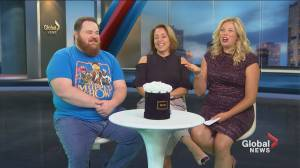 Comedian K. Trevor Wilson in town for Just for Laughs