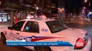 1 of 4 Kensington Market shooting victim dies in hospital