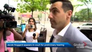 Preliminary hearing for Jacob Hoggard's sex assault trial begins Wednesday (01:32)