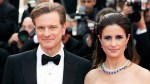 Colin Firth's wife admits to affair