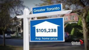 Huge housing boom hits Toronto & suburbs