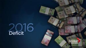 Federal budget 2016: Liberal government projects $29.4B deficit