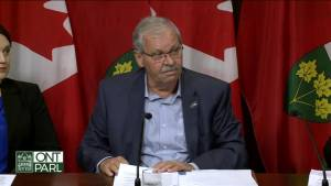 Allowing cannabis privatization while crying about provincial funding makes no sense says OPSEU President