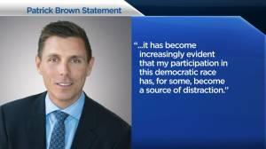 Patrick Brown withdraws Ontario PC leadership bid