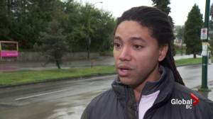 Vancouver man claims racist attack from Trump supporter