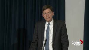 David Eby releases new money laundering info from Peter German's latest report