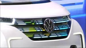 Volkswagen introduces two new models of electric car at CES
