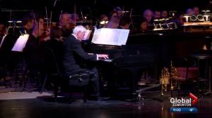 Legendary Canadian jazz pianist and former senator Tommy Banks dies