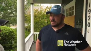 Hurricane Florence: North Carolina resident reflects on damage from storm