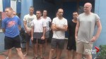 Video shows 10 Westerners held in Cambodia for 'dancing pornographically' apologizing