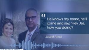 Atwal says he's friends with Prime Minister Justin Trudeau