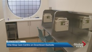 New one-stop health care centre opens on Downtown Eastside
