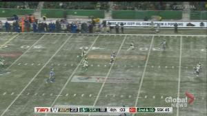Roughrider fans react to playoff loss against Bombers
