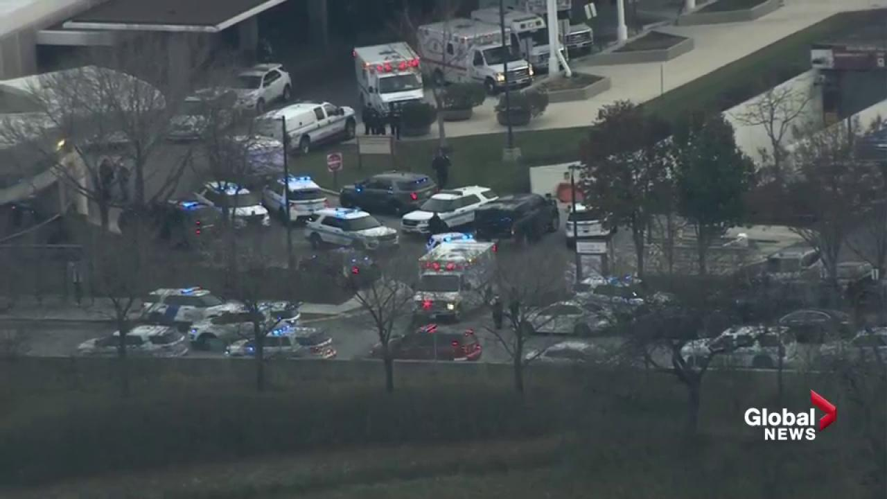 BREAKING: Reports Of A Shooting At Mercy Hospital In Chicago