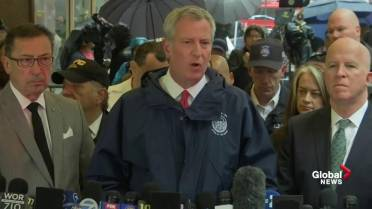 Image result for Why did a helicopter fly through NYC airspace in rain and fog? 'We're not sure'