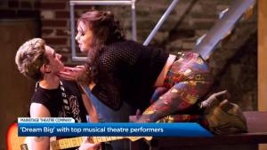'Dream Big' with top musical theatre performers