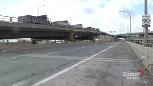 Gardiner closed for much needed maintenance