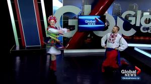 Ukrainian dance ensemble Tryzub debuts new Calgary production
