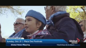 Community Events: La Grande Marche