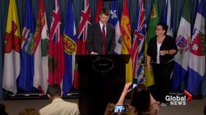 Vancouver Mayor Gregor Robertson takes case against pipeline expansion to Ottawa