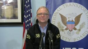 NTSB: '1 Fatality' on Southwest flight that made emergency landing