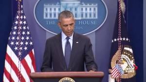 President Obama decries the 'brutal murder' of Orlando nightclub shooting