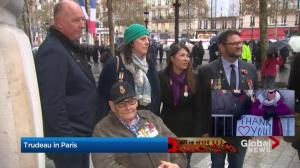 Why some Canadians spent Remembrance Day in Paris