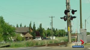 Camrose residents in shock after 71-year-old man killed after being hit by train