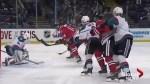 Winterhawks beat Rockets 2-1