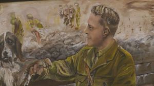 Scugog artist debuts paintings to pay tribute to WWI veterans