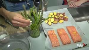 Salads Are Sweet sheet pan dinner recipe