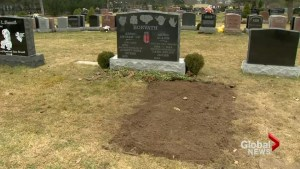 Bodies exhumed in Elizabeth Wettlaufer case