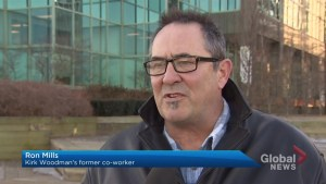 Former Halifax co-worker speaks about Kirk Woodman's death in Burkina Faso