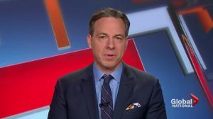 CNN's Jake Tapper on three weeks of covering Trump