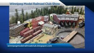 Winnipeg Model Railroad Club Open House