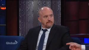 Louis C.K. on Donald Trump: 'He's a lying sack of s***'