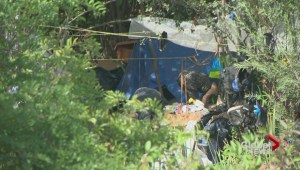 Vernon starts enforcing camping bylaw in Polson Park