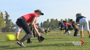 Calgary softball organization launches fall academy to increase player profile in the United States