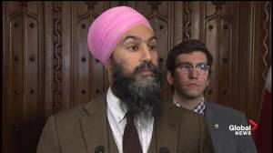 Fall Economic Updates: Jagmeet Singh says Liberals need to spend money in local media