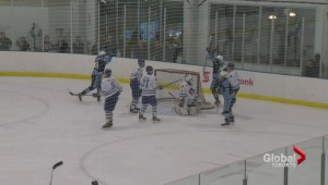 Day one action from the OHL Cup