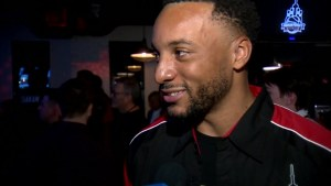 'Basketbowl' brings out Toronto Raptors to support Big Brothers Big Sisters Toronto