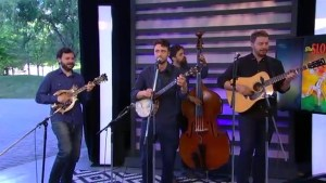 "The Slocan Ramblers performs ""Mighty Hard Road"""