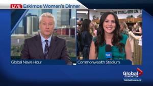 Eskimos Women's Dinner being held to support ovarian cancer research