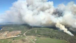 Officials contend with early start to B.C. wildfire season