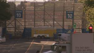 Montreal's Formula E drivers seeing red