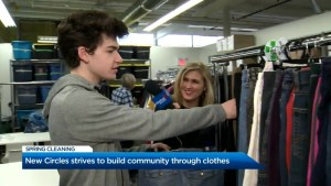 How you can declutter your closet for a good cause