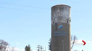 Evaluating Sainte-Anne-de-Bellevue's water tower