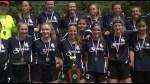 TASSS girls win COSSA soccer title