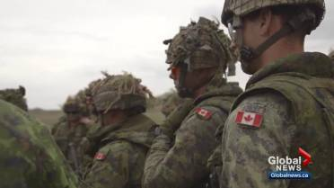 Small but mighty: How Canada's military produces some of the